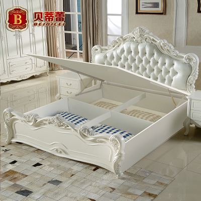 欧式床双人床婚床品牌排行
