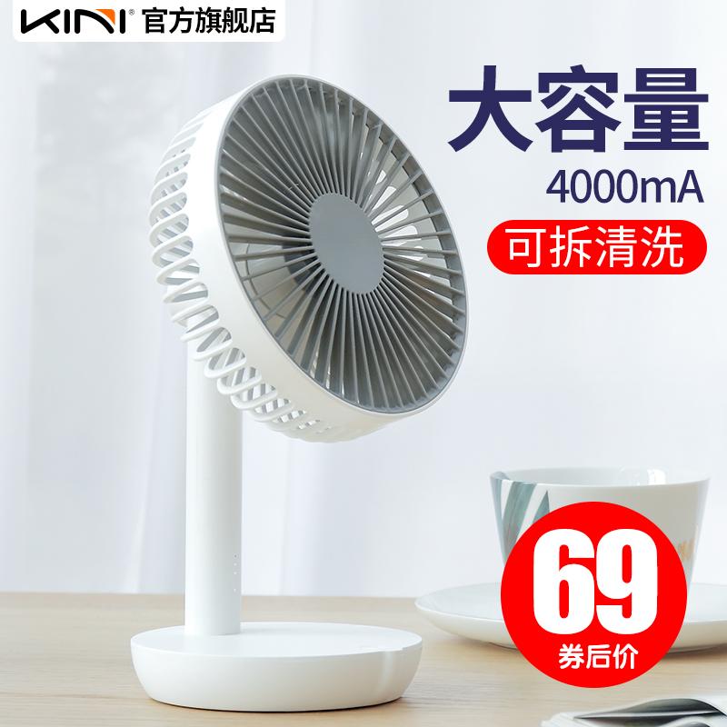 4000mA大容量USB小风.