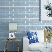 卧室客厅书房电视背景墙壁纸简约现代法式浪漫田园墙纸美国进口