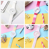 Swatch/Swatch Watch SKIN Series Light and Fresh Quartz Men and Women Watches SVOW103
