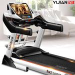 億健S370跑步機家用款 減肥多功能靜音折疊式減震運動健身器材