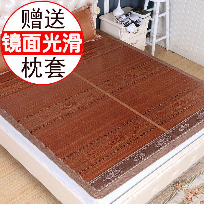 夏季床上竹凉席