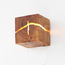 现代设计师新品简约精致小鸟样板房卧室书房个姓千纸鹤壁灯
