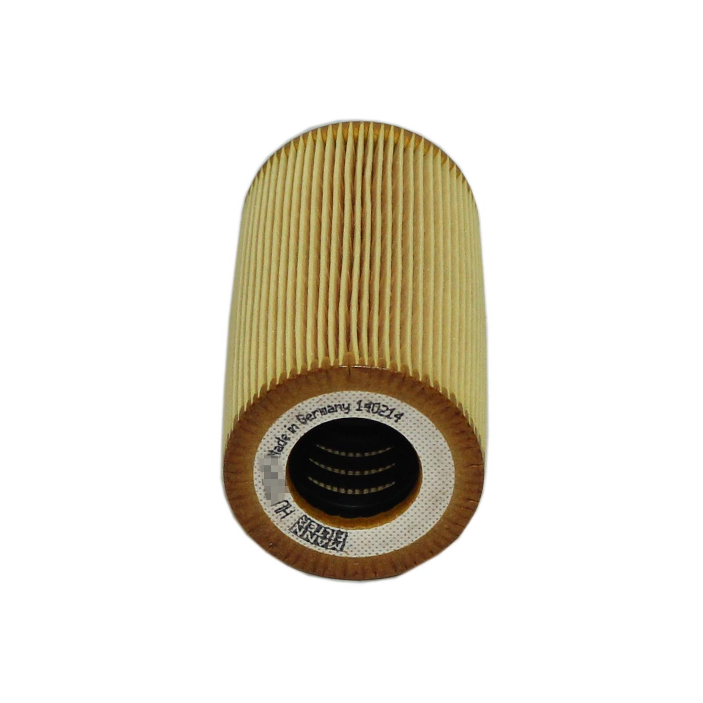 曼牌机油滤清器滤芯格HU719/5x 适用于保时捷卡宴 卡曼 911