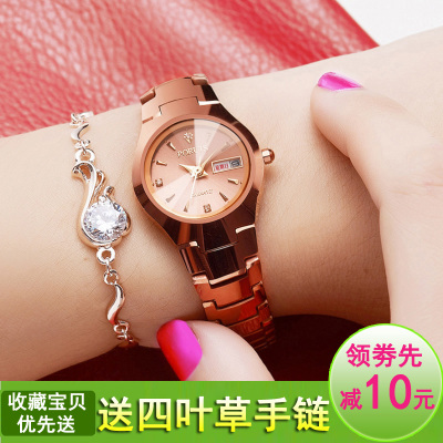 水钻女手表
