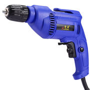 Multi-function hand drill home small electric drill high power pistol drill 220v electric turn electric screwdriver tool set