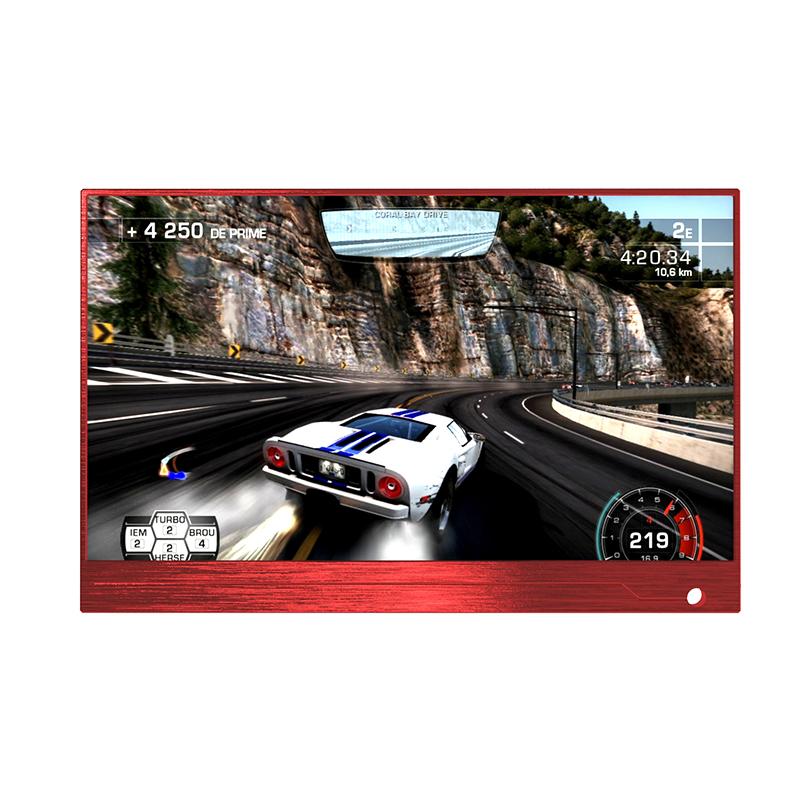 X EQUIP/X装备4K超窄边框HDR便携显示器IPS屏支持PS4PROXBOX NS/