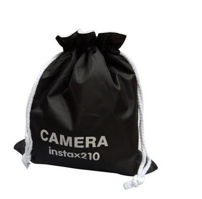 富士一次成像宽幅拍立得instax210wide300相机布袋包束口绒布袋包多少钱