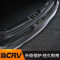 2017款CRV后备箱护板内置后护板 本田外饰改装改装专用门槛条踏板