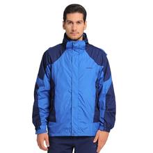 凯瑞摩KARRIMOR软壳 羽绒内胆冲锋衣保暖防水三合一多功能两件套