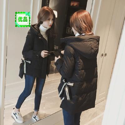 大码女装外套女胖mm2018新款秋冬装棉服200斤加肥加大码韩版棉袄