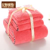 Absorbent bath towel caps are more than cotton soft adult thickening bath towels men and women couples towel bath towel set