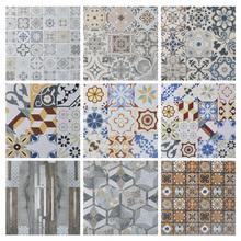特价水泥花砖600x600美式工业风格花片咖啡厅餐厅艺术防滑墙地砖