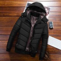 棉衣青年男装冬装新款棉袄男士棉衣 冬季外套大码学生加厚棉服男