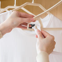 Seamless hanger anti-shoulders home plastic clothes support hanger hooks can be rotated adult coat wide shoulder hanger