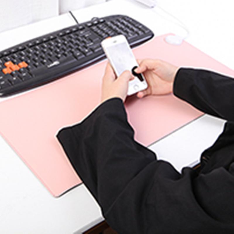 麦达琳学生写字加热书桌垫办公超大暖桌垫防水发热垫暖手鼠标垫女