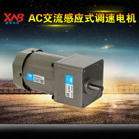 Pipeline speed motor, 200W gear motor 6IK200RGU-CF speed motor factory direct sales
