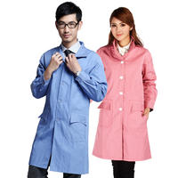 Silver Coral Radiation Workwear Monitoring Room Computer Room Daxie Men's Anti-electromagnetic Radiation Tooling Windbreaker Jacket Women