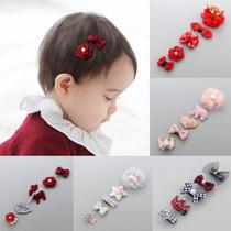 Дети волос Аксессуары Baby шпильки набор ребенка волосы головные уборы принцесса короны Детская шпильки не повредит потливость зажим для волос