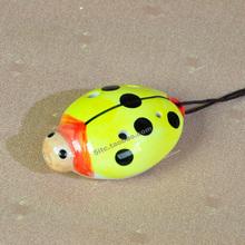 小而美可爱6孔甲壳虫小丑鱼造型陶笛小朋友最喜欢送人生日礼物
