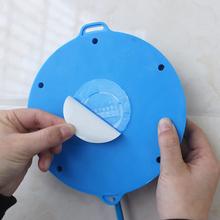插座魔术贴爬墙贴 创意无痕可以重复使用爬墙插座贴贴各种平面板