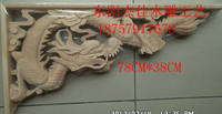 Wood Carvings Corbels Chinese Style Carved Wood Carvings Corner Carved Wood Carvings Long Horned Chinese Corner Flower