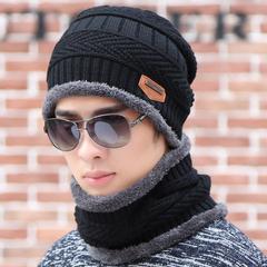 男毛线帽子韩版时尚