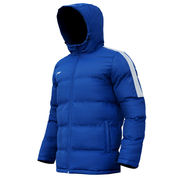 Li Ning cotton suit men's short sports training warm hooded light cotton jacket winter casual short coat slim jacket