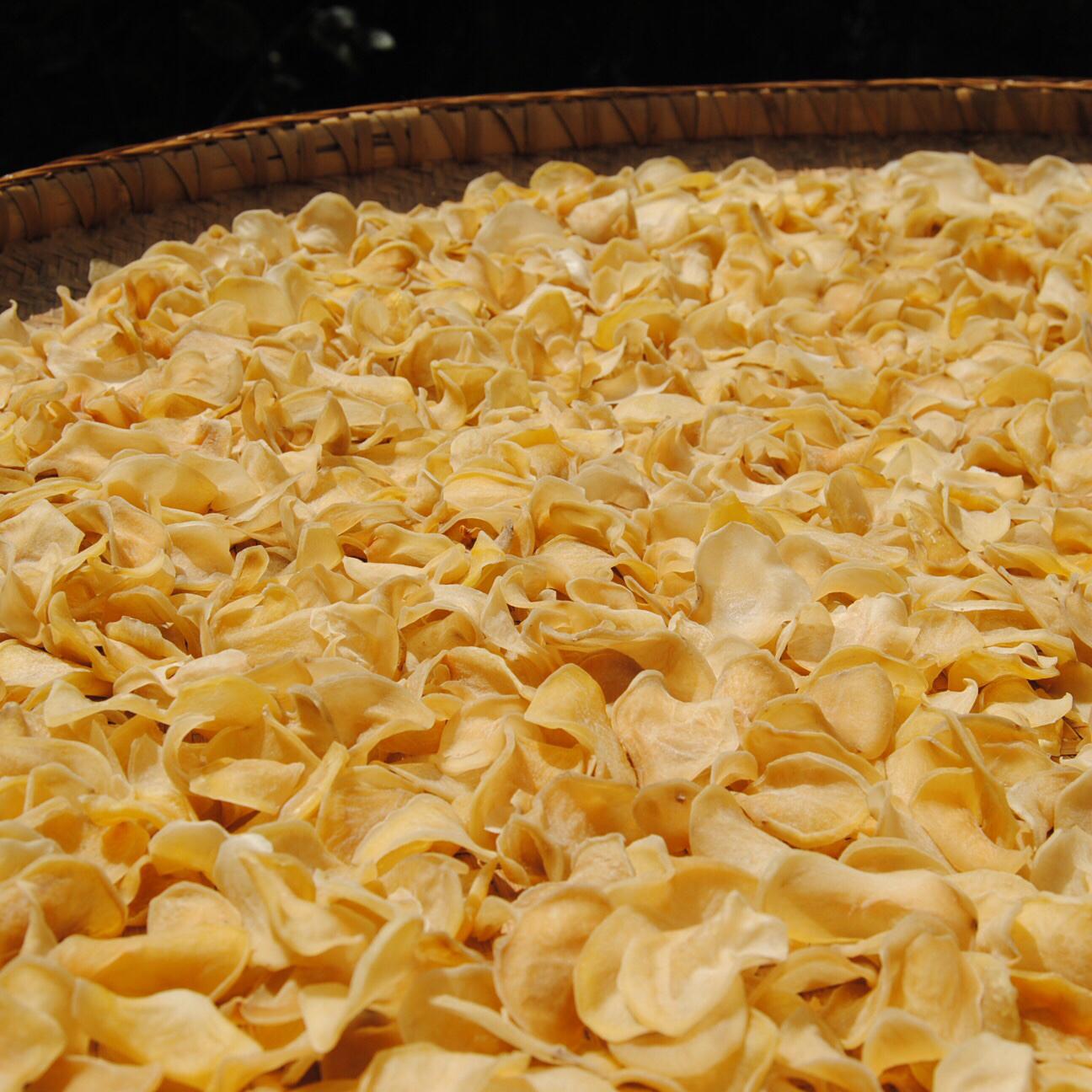 250g 洋芋片 恩施土特产干土豆片 农家手工自制干洋芋片 份包邮 3