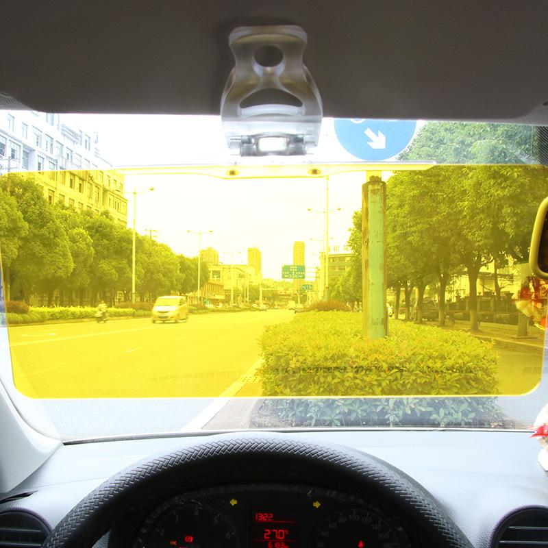 司机日用夜用两用眩镜车载护目镜汽车用品遮阳板远光夜视镜太阳镜