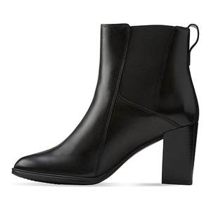 美国直邮Clarks/其乐 440973女靴子皮靴短靴裸靴粗跟靴高跟靴