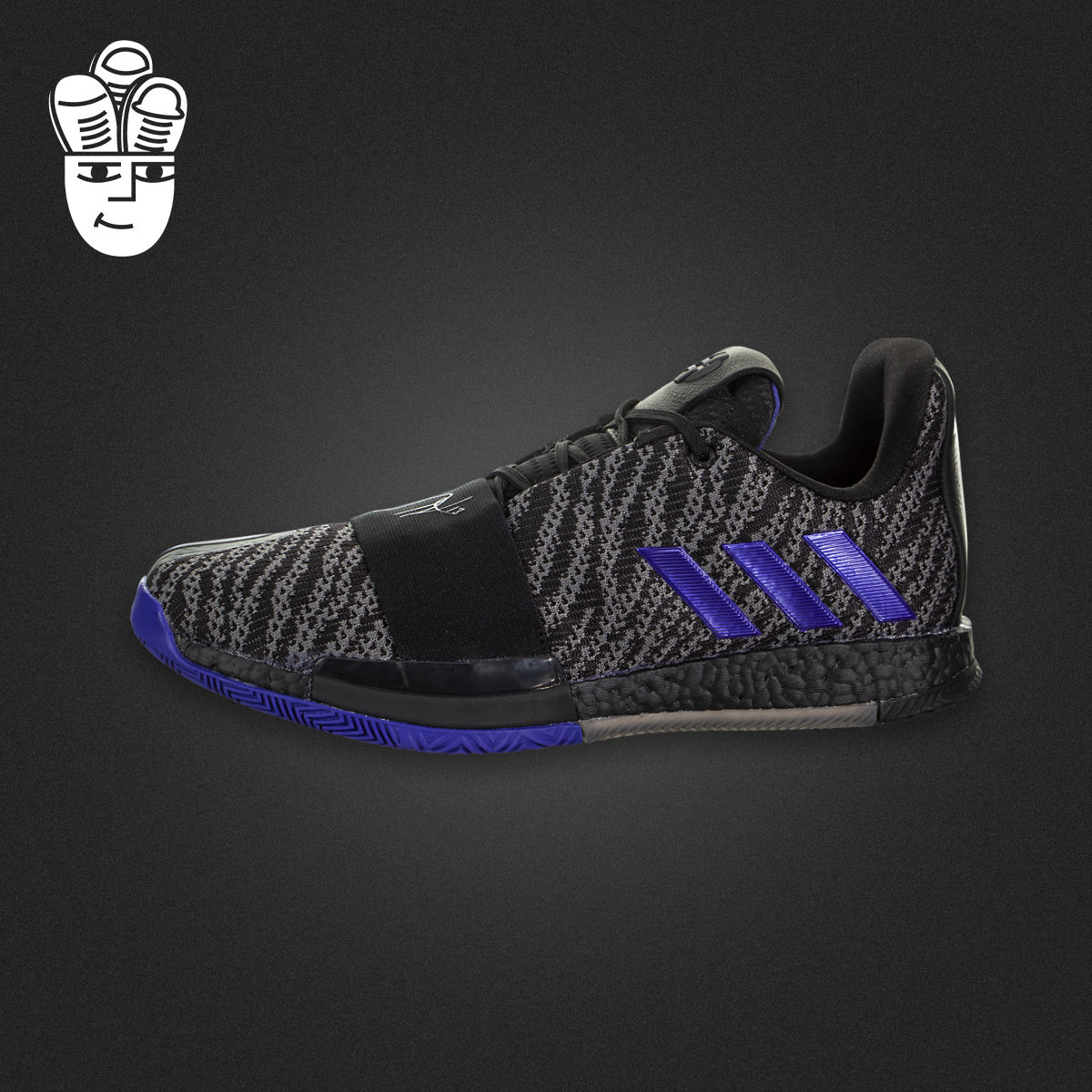 Adidas Harden Vol. 3阿迪达斯篮球鞋 哈登3代签名鞋 g26811