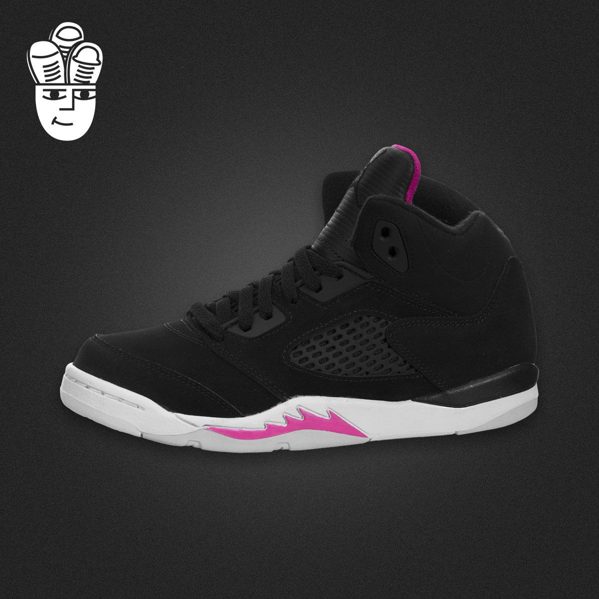 Air Jordan V Retro AJ乔5儿童鞋 复刻篮球鞋 潮童运动休闲鞋