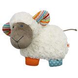 German importfashy little sheep Wilson cartoon doll warm bag silicone grain microwave oven heating warm treasure