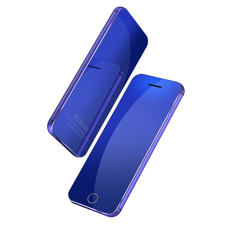 创星(手机) R9C 新款2019电信版超薄超小非智能备用迷你ATMAN手机男生女生学生儿童卡片手机网红袖珍小手机