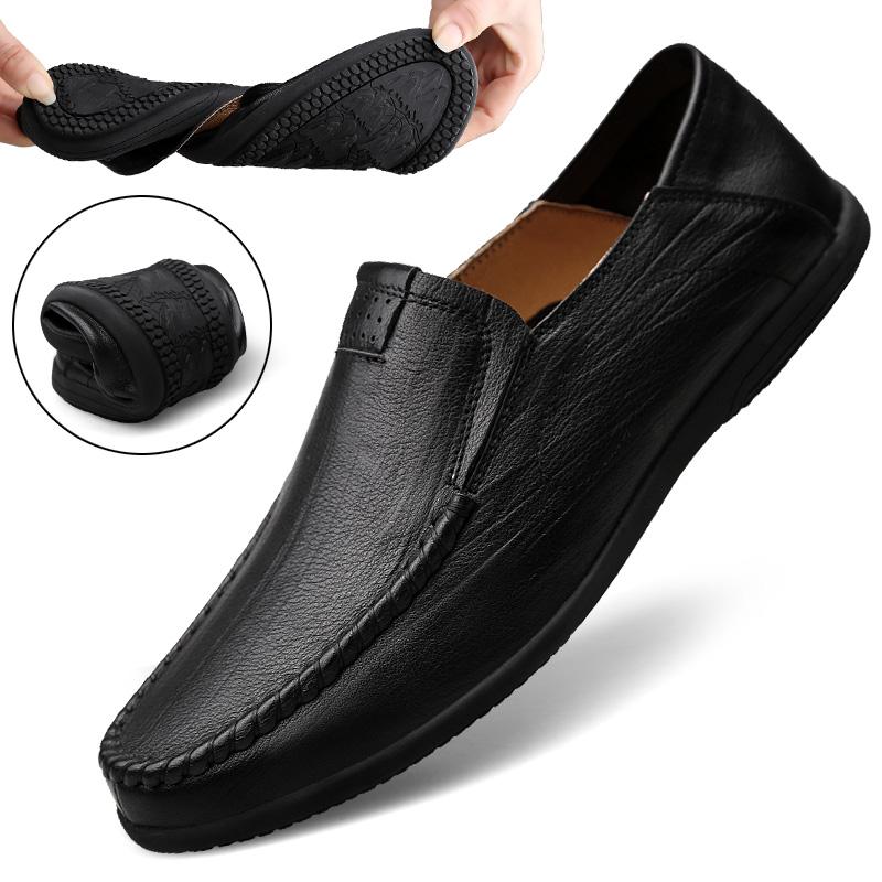 老年款豆豆鞋