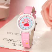 小猪佩奇儿童女童手表小学生可爱防水公主韩版女孩宝宝卡通电子表