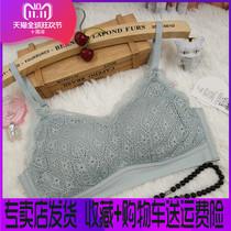 裸胸bra美背蕾丝抹胸吊带背心女学生无钢圈夏季裹胸内衣文胸薄款