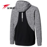 Kinglake Spring and Autumn new couple models hooded long-sleeved knit dress Korean sweater Men Women Men's Tops