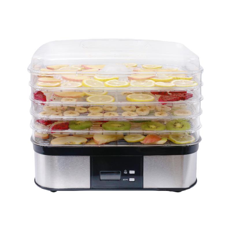 艾格丽食品烘干机家用 水果蔬菜脱水机风干机干燥干果机