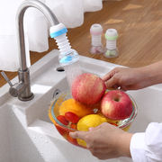 Waterproof faucet mouth kitchen splash-proof water filter filter shower extension extended tap water saving spray head