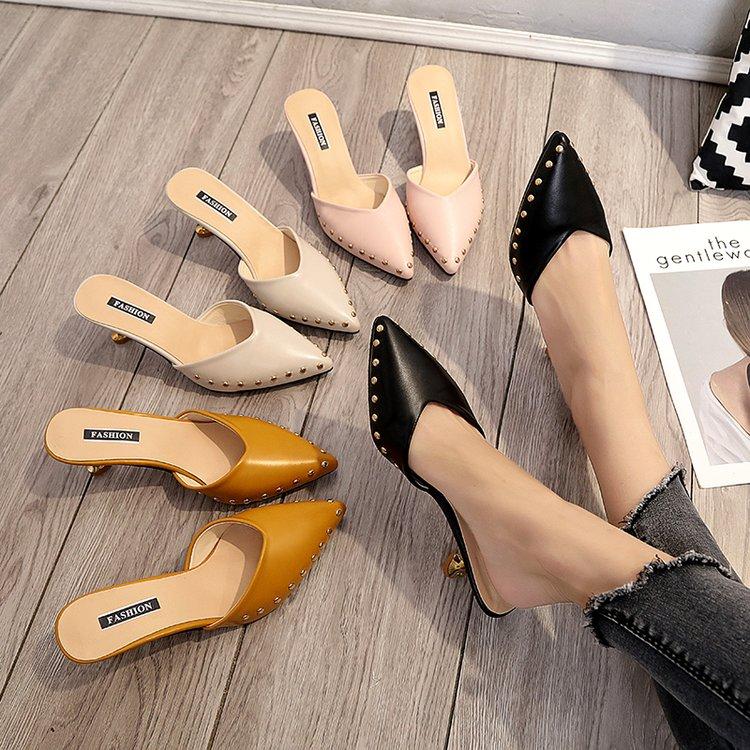 性感女凉拖鞋