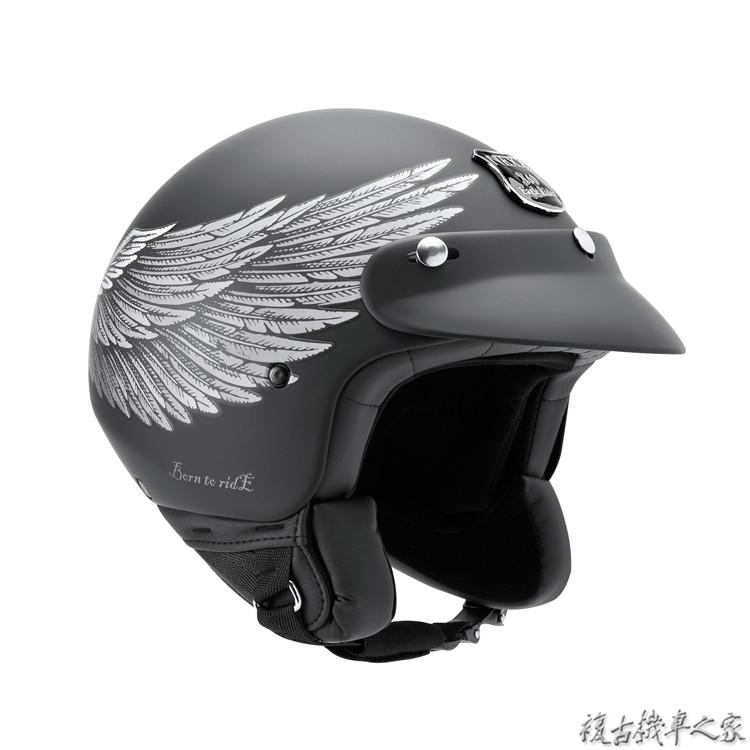 葡萄牙进口 NEXX SX.60欧洲城市复古哈雷摩托头盔3/4半盔机车骑士