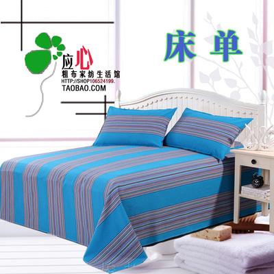 老粗布床单 布料特价精选