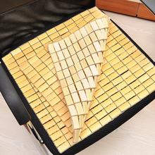 夏季麻将凉席坐垫办公室电脑椅垫夏天凳子椅子竹子汽车用座垫透气图片