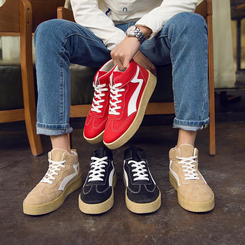 新款中幫鞋