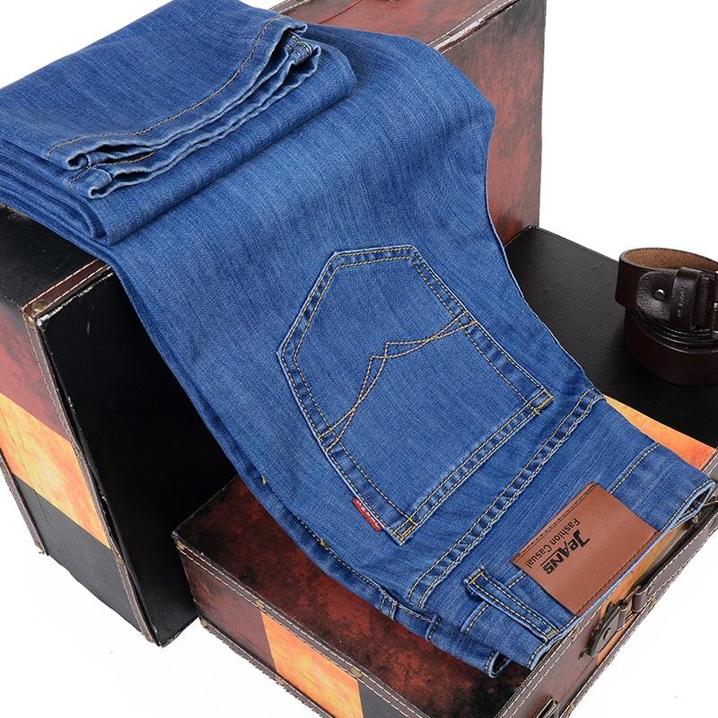 冬季男裤牛仔长裤