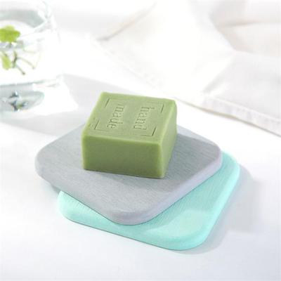 硅藻土杯垫 多功能浴室肥皂拖 创意快速吸水防霉咖啡杯垫茶杯垫子