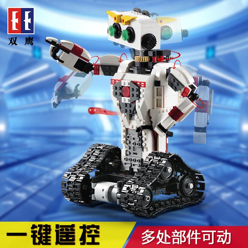 双鹰机器人