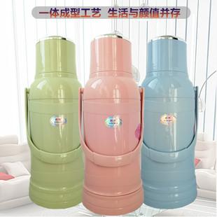 3.2L塑料开水瓶热水瓶家用保温壶暖水壶皮宿舍暖瓶包邮玻璃胆外壳
